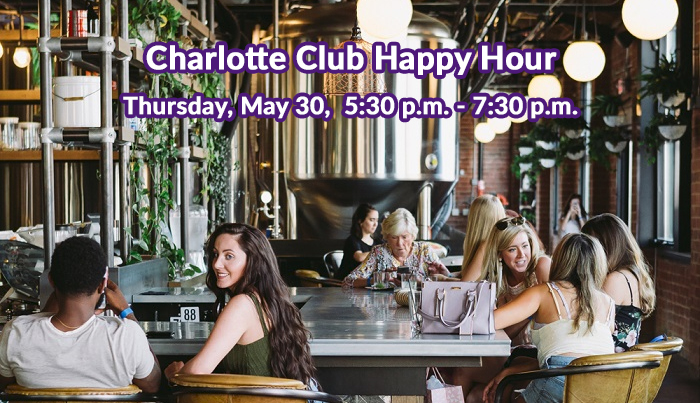 Please join your fellow Frogs in the Charlotte area for a Charlotte Club Happy Hour at Suffolk Punch!