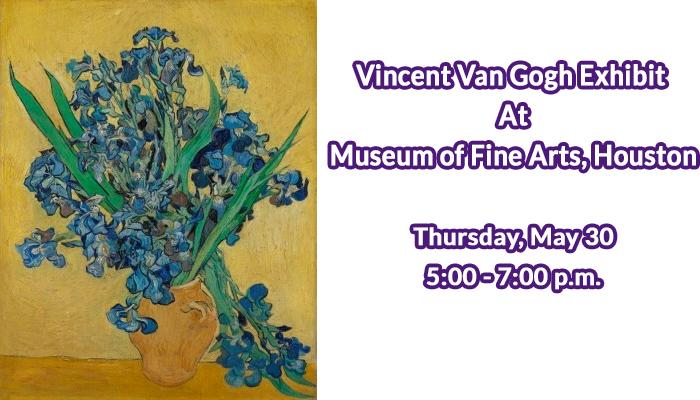 Van Gogh Exhibit at Museum of Fine Arts