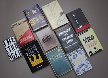 Banned Book Jackets