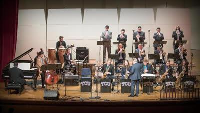 Jazz Studies recognized by DownBeat magzine