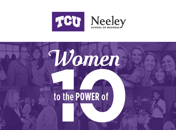 Women to the Power of 10